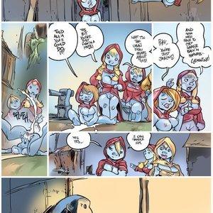 Slipshine Comics Heart Of The Peach gallery image-047