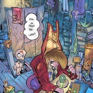 Slipshine Comics Heart Of The Peach gallery image-048
