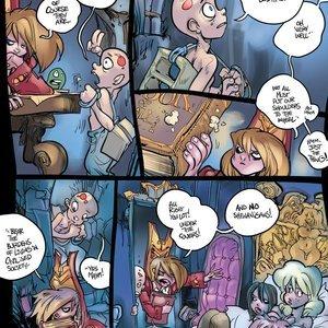 Slipshine Comics Heart Of The Peach gallery image-049