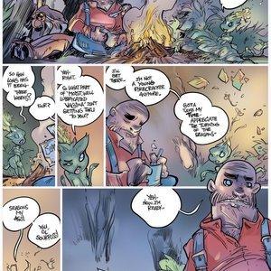 Slipshine Comics Heart Of The Peach gallery image-063