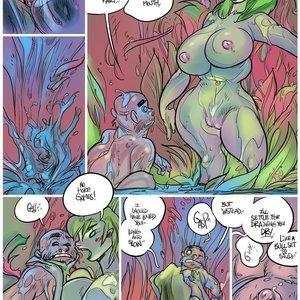 Slipshine Comics Heart Of The Peach gallery image-065