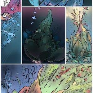 Slipshine Comics Heart Of The Peach gallery image-067