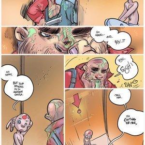 Slipshine Comics Heart Of The Peach gallery image-069