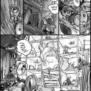 Slipshine Comics Heart Of The Peach gallery image-083