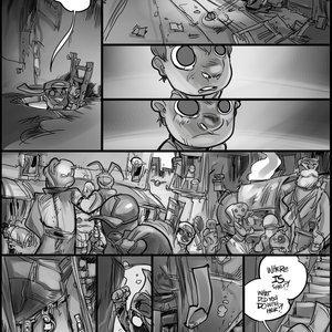 Slipshine Comics Heart Of The Peach gallery image-098