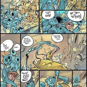 Slipshine Comics Heart Of The Peach gallery image-115