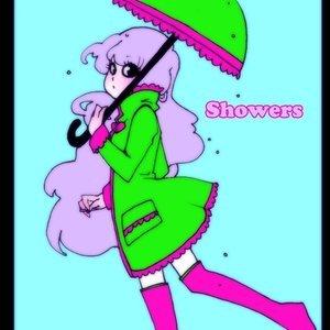 Showers Slipshine Comics