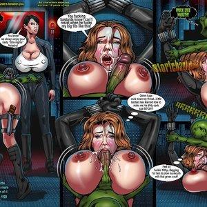 Comic widow porn Widow's Downtime