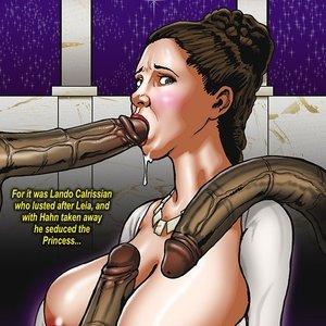 Star Wars Smudge Comics