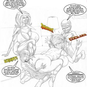 Smudge Comics Black Cock Slave gallery image-002