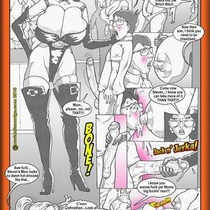 Smudge Comics Vs Mrs Masters gallery image-003