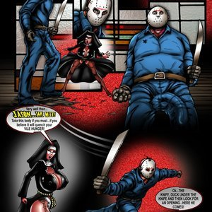 Smudge Comics Friday The 13th gallery image-004