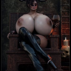 Halloween Special 2014 (SodomSluts Comics) thumbnail