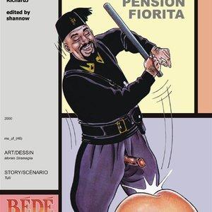 Pension Fiorita Stramaglia Morale Comics
