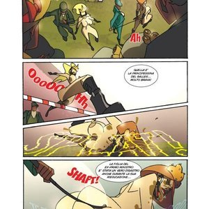 StrapAndStrip - Pervish Comics Black Empire - Issue 3 gallery image-006