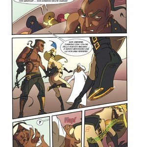 StrapAndStrip - Pervish Comics Black Empire - Issue 3 gallery image-009