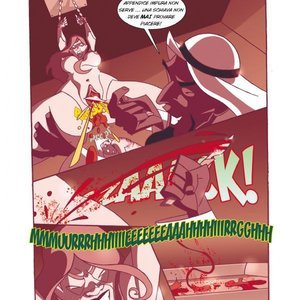 StrapAndStrip - Pervish Comics Black Empire - Issue 3 gallery image-013