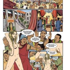 StrapAndStrip - Pervish Comics Maison Des Esclaves - Issue 5 gallery image-002