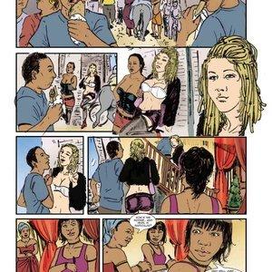 StrapAndStrip - Pervish Comics Maison Des Esclaves - Issue 5 gallery image-004