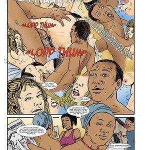 StrapAndStrip - Pervish Comics Maison Des Esclaves - Issue 5 gallery image-005