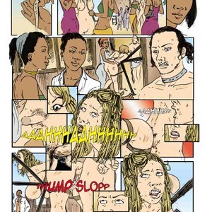 StrapAndStrip - Pervish Comics Maison Des Esclaves - Issue 5 gallery image-006