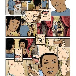 StrapAndStrip - Pervish Comics Maison Des Esclaves - Issue 5 gallery image-007
