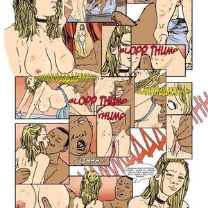 StrapAndStrip - Pervish Comics Maison Des Esclaves - Issue 5 gallery image-009
