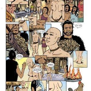 StrapAndStrip - Pervish Comics Maison Des Esclaves - Issue 5 gallery image-010