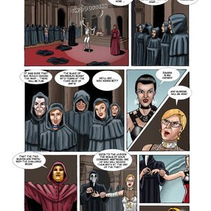 StrapAndStrip - Pervish Comics Mistress Slave - Issue 1 gallery image-007