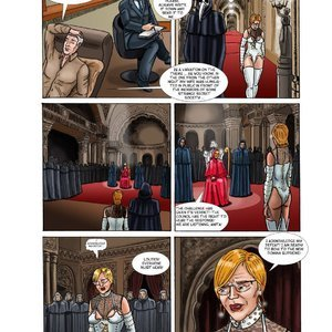 StrapAndStrip - Pervish Comics Mistress Slave - Issue 1 gallery image-014