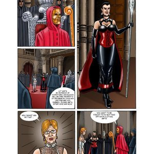 StrapAndStrip - Pervish Comics Mistress Slave - Issue 1 gallery image-015