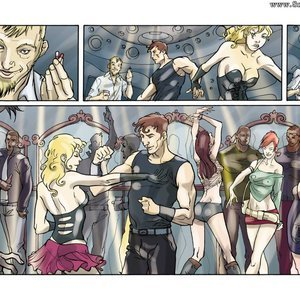 StrapAndStrip - Pervish Comics Underworld - Issue 1 gallery image-013