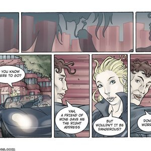 StrapAndStrip - Pervish Comics Underworld - Issue 1 gallery image-037