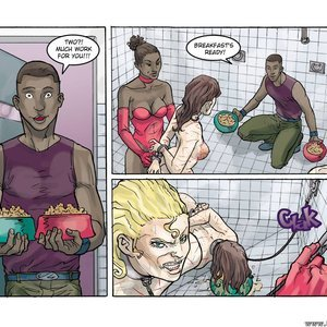 StrapAndStrip - Pervish Comics Underworld - Issue 2 gallery image-029