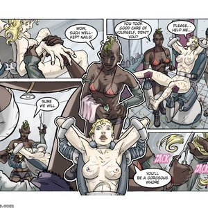 StrapAndStrip - Pervish Comics Underworld - Issue 2 gallery image-034