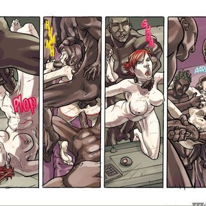 StrapAndStrip - Pervish Comics Underworld - Issue 2 gallery image-043