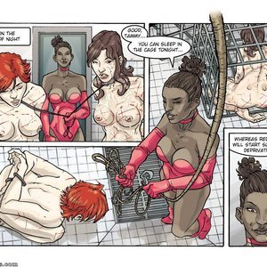 StrapAndStrip - Pervish Comics Underworld - Issue 2 gallery image-044