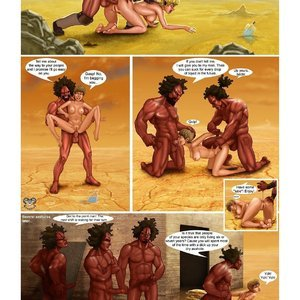 Kes ordeal with Kazons Studio-Pirrate Comics