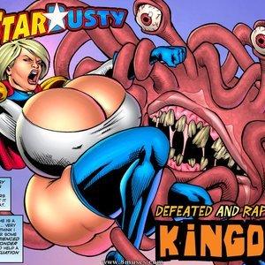 StarBusty – Kingodd SuperHeroineComixxx