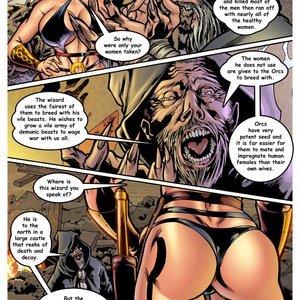 SuperHeroineComixxx Xera - Amazon Princess - Morganthos gallery image-003