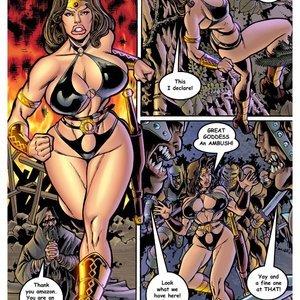 SuperHeroineComixxx Xera - Amazon Princess - Morganthos gallery image-004