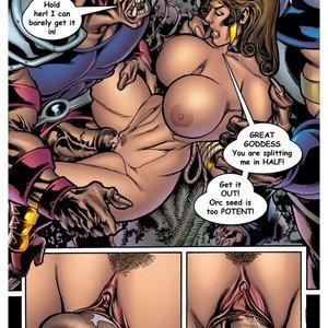 SuperHeroineComixxx Xera - Amazon Princess - Morganthos gallery image-010