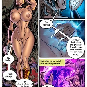 SuperHeroineComixxx Xera - Amazon Princess - Morganthos gallery image-015