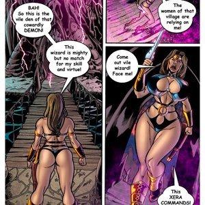 Xera - Amazon Princess - Morganthos image 016