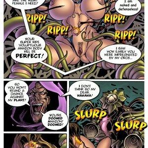 SuperHeroineComixxx Xera - Amazon Princess - Morganthos gallery image-020