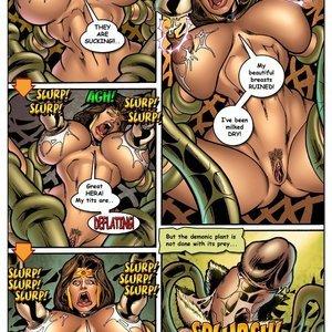 SuperHeroineComixxx Xera - Amazon Princess - Morganthos gallery image-022