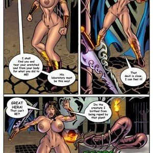 SuperHeroineComixxx Xera - Amazon Princess - Morganthos gallery image-032
