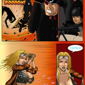 Superheroine Central Comics Busty Bombshell gallery image-003