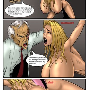 Superheroine Central Comics Busty Bombshell gallery image-028