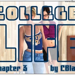 College Life – Issue 3 TG Comics